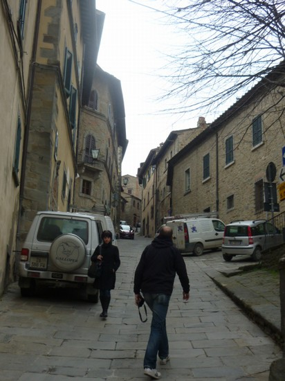 Photo centro storico cortona in Cortona - Pictures and Images of Cortona 
