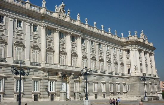 Photo palacio real madrid in Madrid - Pictures and Images of Madrid
