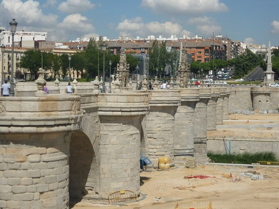 Photo Ponte de Toledo in Madrid - Pictures and Images of Madrid