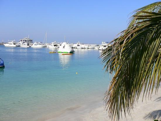 TOP BEACHES a DUBAI