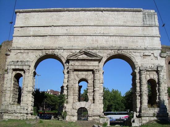 PORTA MAGGIORE a ROME