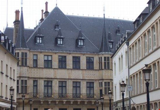dettaglio del Palazzo Granducale