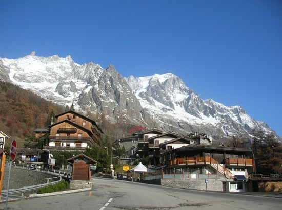 Photo fraz la palud courmayeur in Courmayeur - Pictures and Images of Courmayeur - 550x411  - Author: Gaetano Francesco, photo 12 of 48