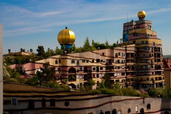 waldspirale: Bilder und Fotos aus Darmstadt