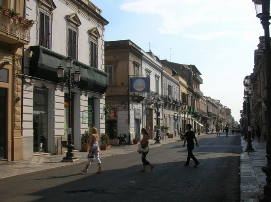 Photo Corso Garibaldi in Reggio Calabria - Pictures and Images of Reggio Calabria