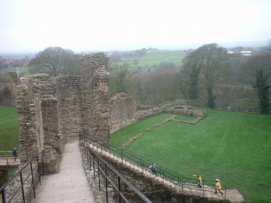 Pontefract United Kingdom  city photos gallery : pontefract castle in Pontefract Pictures and Images of Pontefract ...