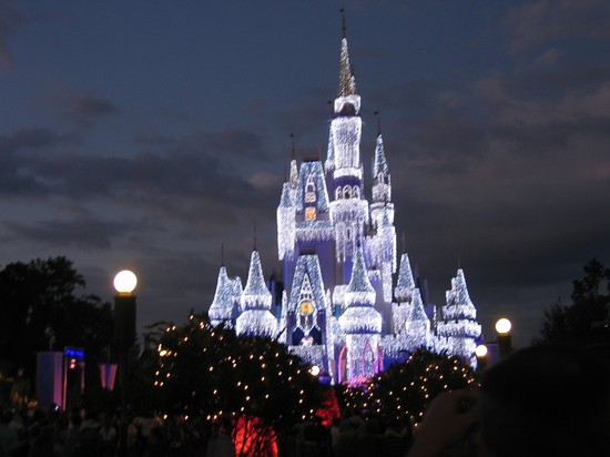 Photo cinderella castle orlando in Orlando - Pictures and Images of Orlando
