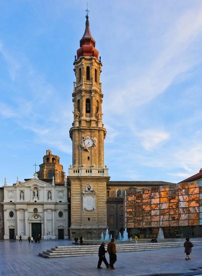 Foto zaragoza la seo - Imágenes y fotos de Zaragoza - 402x550 - Autor: Inma, ...