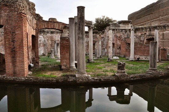 Photo tivoli villa adriana in Tivoli - Pictures and Images of Tivoli - 550x365  - Author: Michaela, photo 1 of 75