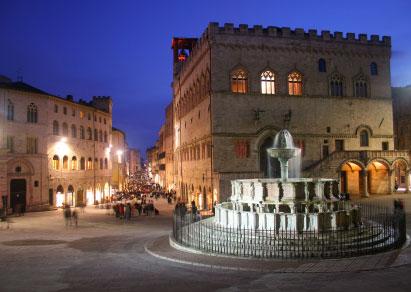 Perugia La Fontana
