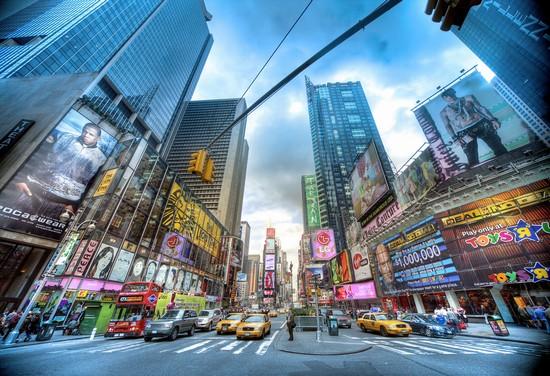 Foto manhattan new york imágenes y fotos de nueva york 550x376