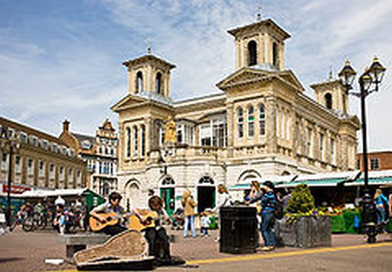 Photo Square in Kidderminster - Pictures and Images of Kidderminster - 550x382  - Author: Editorial Staff, photo 2 of 1