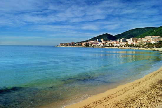 Photo spiaggia di ajaccio in Ajaccio - Pictures and Images of Ajaccio
