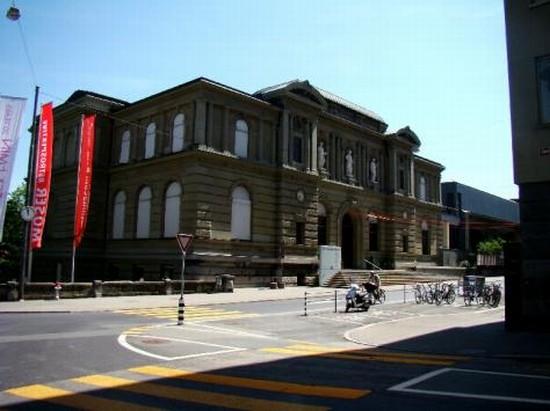 MUSEUM OF FINE ARTS BERN a BERN