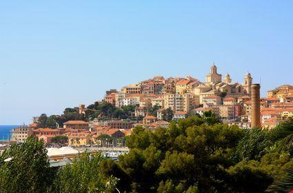 La città di Porto Maurizio