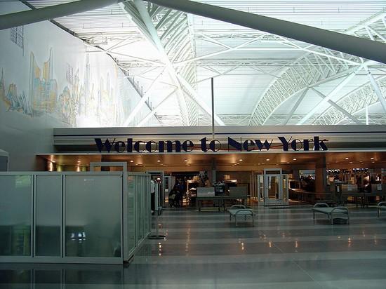 AEROPORTO INTERNAZIONALE JOHN F. KENNEDY a NEW YORK