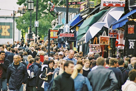 CAMDEN TOWN  a LONDON