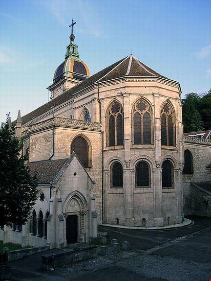 cathedrale saint jean a besancon