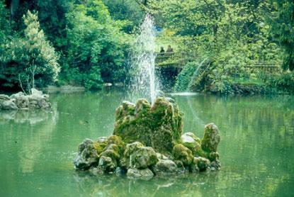 Foto Il Laghetto in Parco Mazzini a Salsomaggiore Terme - 415x278  - Autore: Redazione, foto 4 di 52