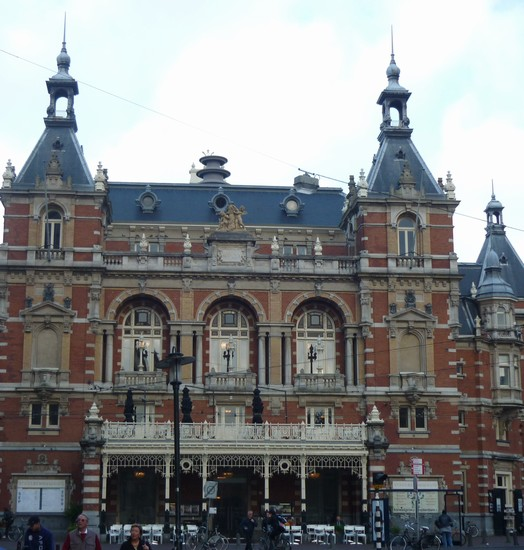 Photo Leidseplein Amsterdam In Amsterdam Pictures And