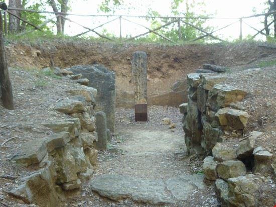necropoli etrusca di fonterutoli