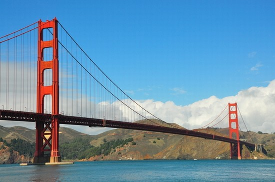 san francisco golden gate bridge bilder und fotos aus san. Black Bedroom Furniture Sets. Home Design Ideas