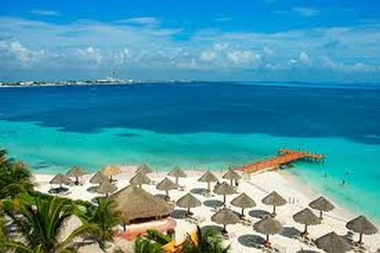 BEST BEACHES AWAY FROM HOTELS a CANCUN