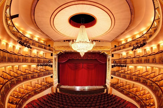 Photo sao luiz teatro municipal in Lisbon - Pictures and Images of Lisbon - 550x366  - Author: Ralf, photo 1 of 470