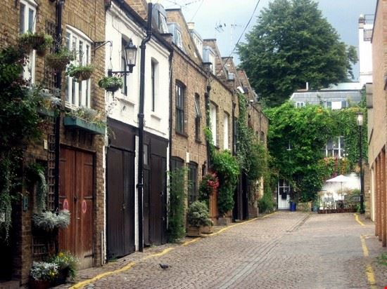 Londres barrios notting hill for Notting hill ver online