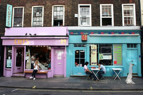 Soho, pubs, restaurantes y sex-shops en Londres - Viajes