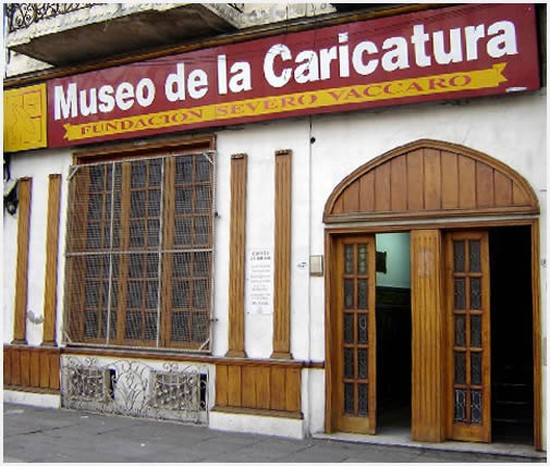 CARICATURE MUSEUM a MEXICO CITY