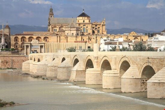 Cordoue en Espagne