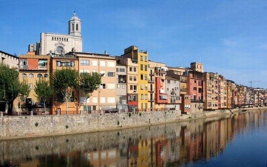 Photo gerone gerone in Girona - Pictures and Images of Girona - 550x346  - Author: Editorial Staff, photo 10 of 13