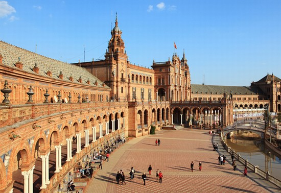 Photo s ville photos de s ville et images 550x378 auteur la r daction photo 1 sur 253 - Office du tourisme de seville ...