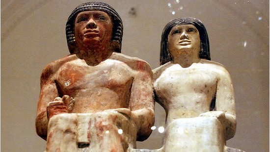 EGYPTIAN MUSEUM a MUNICH
