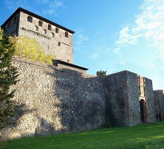 Castello Malaspina a Bobbio