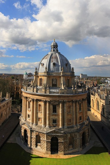Photo oxford bodleian library in Oxford - Pictures and Images of Oxford - 366x550  - Author: Lukas, photo 1 of 13