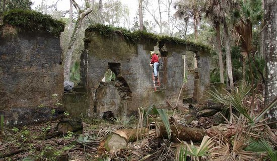 Photo Addison Blockhouse Historic State Park in Ormond Beach - Pictures and Images of Ormond Beach - 550x320  - Author: Carl, photo 1 of 3
