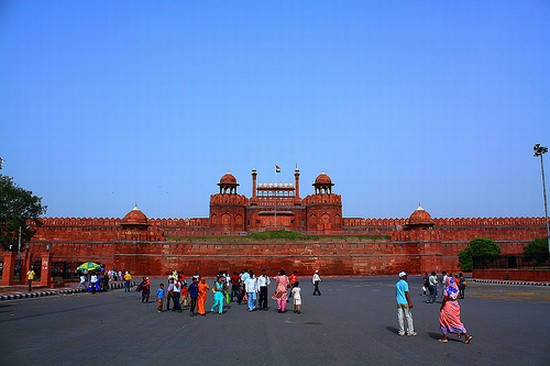 Photo Historic Site in Delhi - Pictures and Images of Delhi - 550x366  - Author: Ekaja, photo 1 of 60