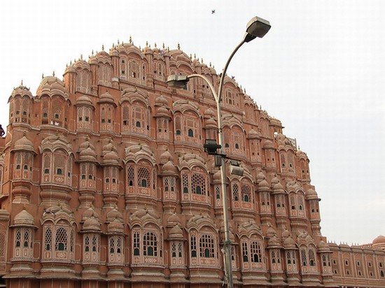 Photo Historic Building in Jaipur - Pictures and Images of Jaipur