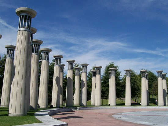 Photo Bicentennial Mall State Park in Nashville - Pictures and Images of Nashville - 550x412  - Author: Carl, photo 2 of 93