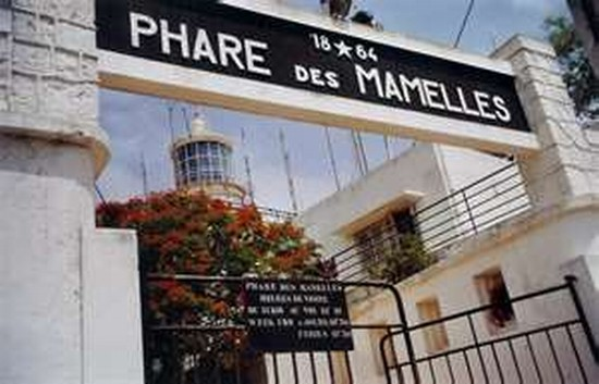 Photo Phare de Mamelles in Dakar - Pictures and Images of Dakar - 550x353  - Author: Diana, photo 2 of 57