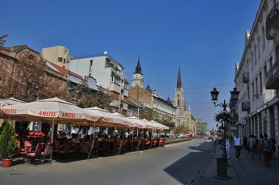 TRAVEL GUIDE a NOVI SAD