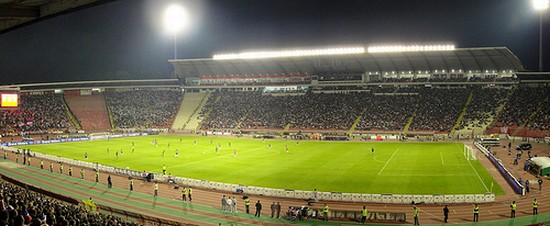 Photo belgrad national stadion serbien in Belgrade - Pictures and Images of Belgrade
