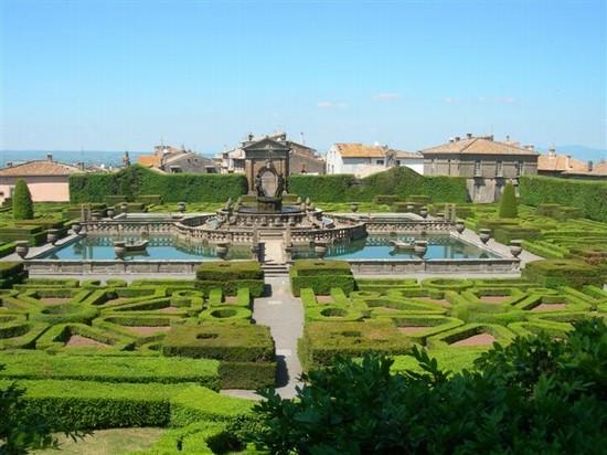 Photo La Villa Lante Italie