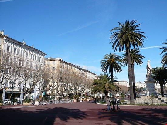 Place Saint Nicolas à Bastia