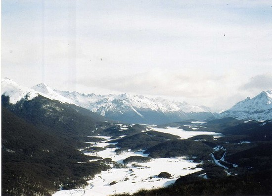 Photo Cerro Castor in Ushuaia - Pictures and Images of Ushuaia - 550x395  - Author: Rhys, photo 1 of 23