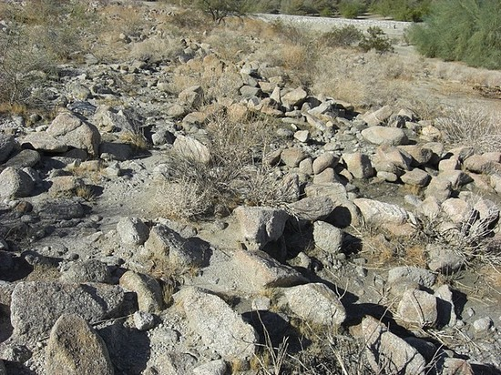 Photo Cahuilla Fish Traps in Palm Desert - Pictures and Images of Palm Desert