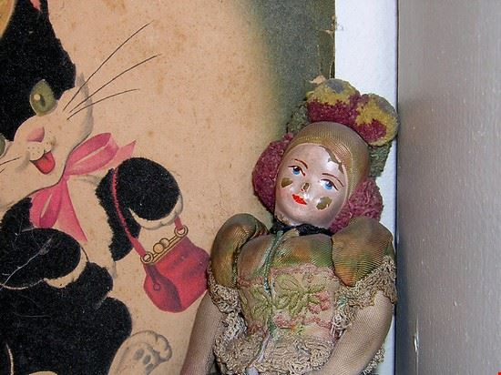 Doll from Hungary