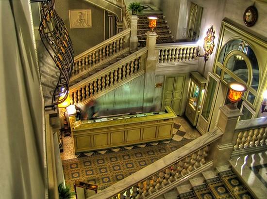 HOTEL VILLA D'ESTE IN CERNOBBIO a COMO